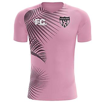 2019-2020 Miami CF fans cultuur Home concept shirt