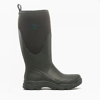 Muck Boots Outpost Mens Wellington Boots Moss