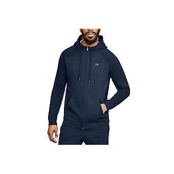 Under Armour Rival Fleece Fz Hoodie 1320737-408 Maillot homme