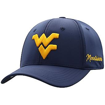 West Virginia Mountaineers NCAA TOW Phenom Memory fit hoed