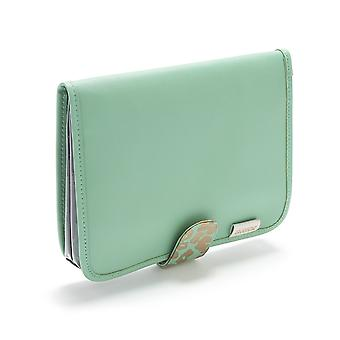 'victoria green' kate hanging beauty bag in jade