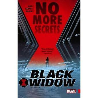 Viúva Negra Vol. 2 Sem Mais Segredos por Mark Waid