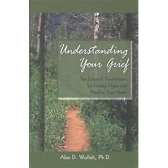 Understanding Your Grief by Alan D Wolfelt & Foreword by John Deberry