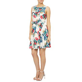 Darling Women's Flared Floral Gabrielle Dress