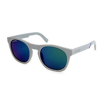 Солнцезащитные очки Lacoste, серые