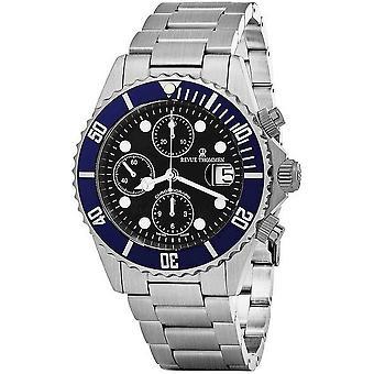 Revue Thommen watch of diver automatic chronograph 17571.6135