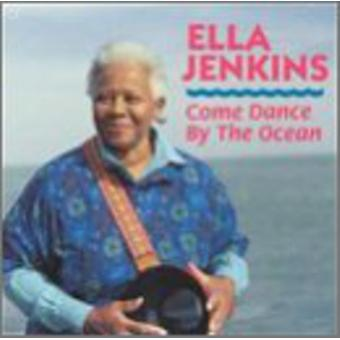 Ella Jenkins - kom dans door de Oceaan [CD] USA import