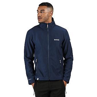 Regata Mens Cera IV Respirável Full Zip Softshell Jacket