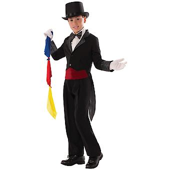 Bristol Novelty Unisex Childrens Magicians Tailcoat