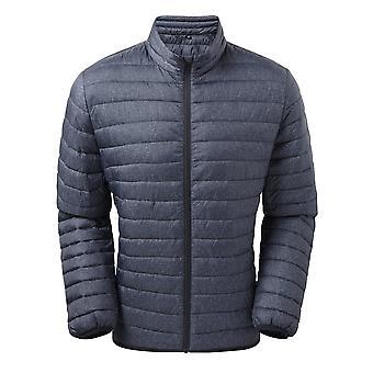 2786 Mens Melange Padded Jacket