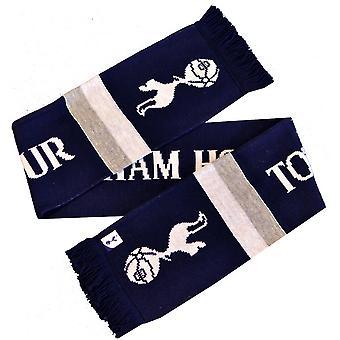 Cachecol de listra do Tottenham Hotspur FC