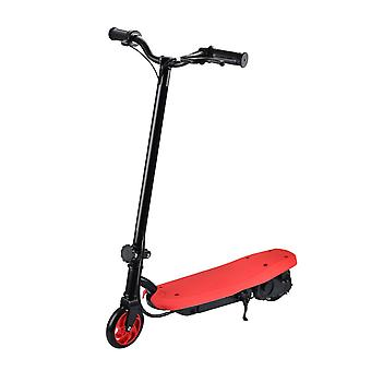 RideonToys4u 24V Electric Folding Scooter Red Ages 14 ans