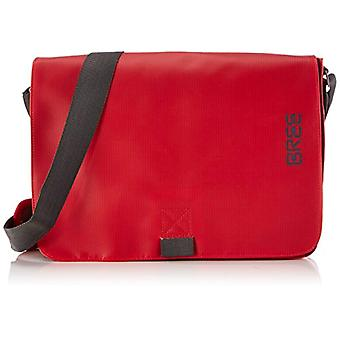 بري حقيبة يد المرأة القياسية الأحمر (تعفن (أحمر 152)) 34x24x8 سم (B x H x T)