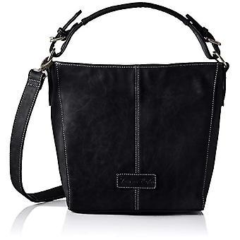 Fritzi aus Preussen Beatriz - Donna Schwarz Bag (Black) 10x30x32 cm (B x H T)