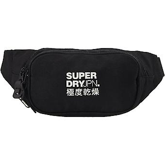 Superdry Compact Bumbag Black 16