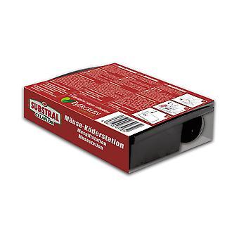 SUBSTRAL® Celaflor® Mice Bait Station, 1 Bait Box