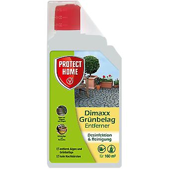 SBM Protect Home DimaXX green flooring remover, 1 litre for 160 m2