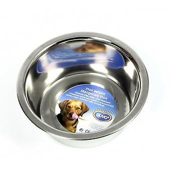 Duvo+ 470ml Stainless Feeder / 13Cm (Dogs , Bowls, Feeders & Water Dispensers)