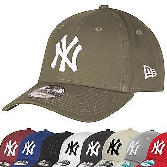 عصر جديد 9Forty قابل للتعديل حزام كاب -- نيويورك يانكيز