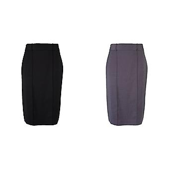 Alexandra Womens/Ladies Icona Straight Formal Work Skirt
