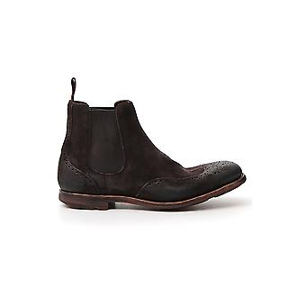 Church's Etg0099pxf0aad Men's Brown Leather Ankle Boots