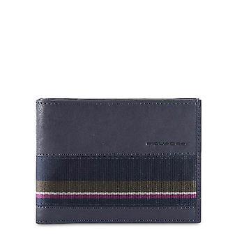 Piquadro Original Men All Year Wallet - Blue Color 55620