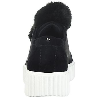 Brand - The Fix Women's Talon Slip-on Poms Fashion Sneaker