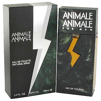 Animale Animale Eau De Toilette Spray By Animale 3.4 oz Eau De Toilette Spray