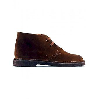 Made in Italia - Shoes - Lace-up shoes - ROSALBA_CUOIO - Women - saddlebrown - 36
