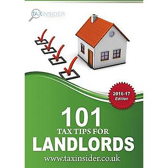 101 Tax Tips For Landlords by Adams & Jennifer