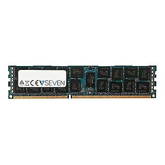 V7 V71280016GBR V7 16GB DDR3 PC3-12800 - 1600mhz SERVER ECC REG Server Memory Module - V71280016GBR