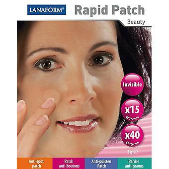 Lanaform Reinigingsstrips Rapid Patch