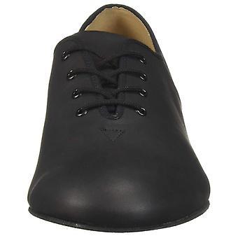 Bloch Dance Men's Jazz Oxford Suede Sole Character Shoe