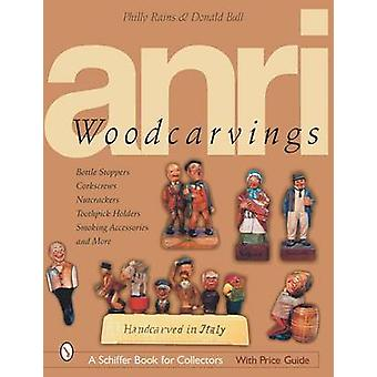 ANRI Woodcarvings - Bottle Stoppers - Corkscrews - Nutcrackers - Tooth