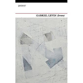Errant by Gabriel Levin - 9781784106348 Book
