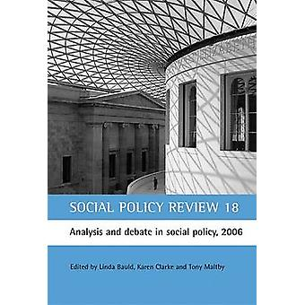 Analysis and Debate in Social Policy - 2006 - 9781861348449 Book
