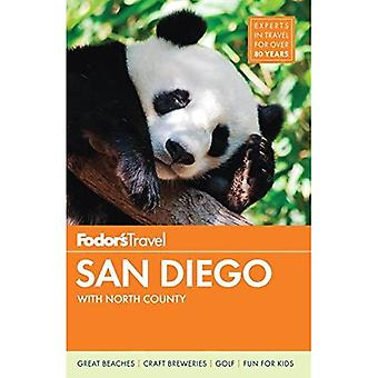 Fodor's San Diego (Full-Color Travel Guide)