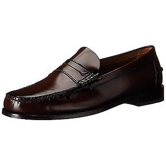 Florsheim Mens Berkley Leather Round Toe Penny Loafer