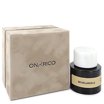 Onyrico michelangelo eau de parfum spray (unisex) by onyrico 550538 100 ml