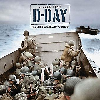 D Day by Mike Lepine - 9781912332304 Book
