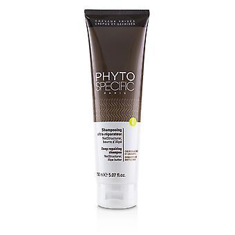 Phyto erityinen syvä korjaus shampoo (vaurioitunut ja hauras hiukset) 229646 150ml / 5.07oz