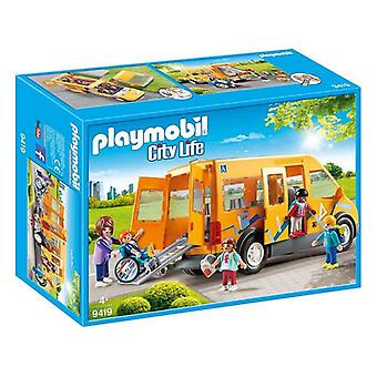 Bus City Life School Playmobil 9419 (13 pcs)