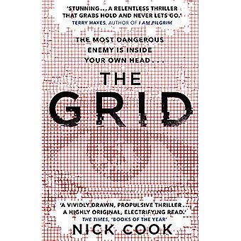 The Grid - 'A stunning thriller' Terry Hayes - auteur van I AM PILGRIM
