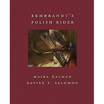 Rembrandt's Polish Rider (Frick Diptych) - 9781911282532 Book