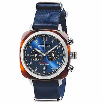 Briston Clubmaster Sport Quartz Mens Watch 17142.SA. TS.9.NBB