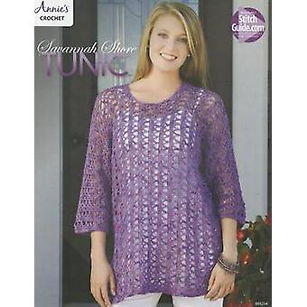 Savannah Shore Tunic by Annie's - 9781590124499 Book