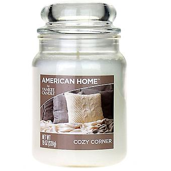 Yankee Candle American Home Cozy Corner Large Jar
