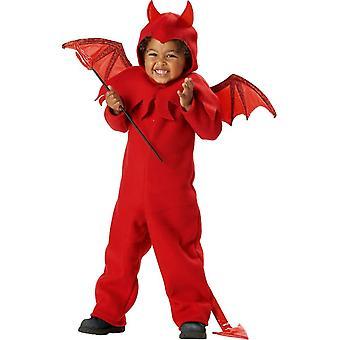 Little Devil Child Costume