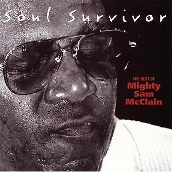 強大なサム マクレーン - ソウルサバイバー: 最高の強大な [CD] USA 輸入