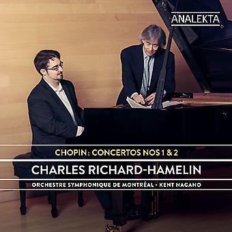 Concertos 1 & 2 [CD] USA import